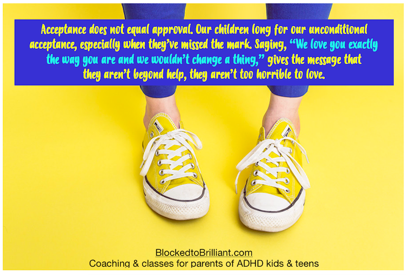 You Are All Our Kids No Matter What >> The Greatest Gift You Can Give Your Adhd Child Is Not Unconditional